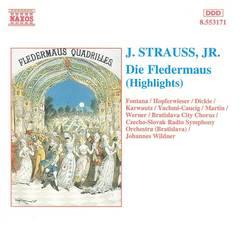 Johannes Wildner - Strauss: Die Fledermaus (Highlights)