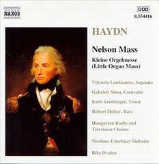 Haydn, J. - Haydn: Nelson Mass/Kleine Orgelmesse