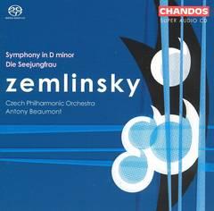 Antony Beaumont - Zemlinsky: Symphony in D major; Die Seejungfrau