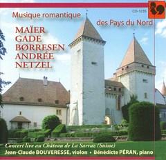 V/A - Musique Romantique des Pays du Nord pour Violon et Piano
