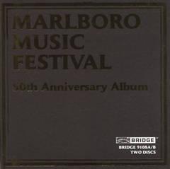 VARIOUS ARTISTS - Marlboro Music Festival: 50th Anniversary Album