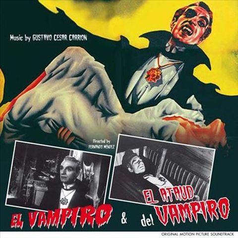 Gustavo Cesar Carrion - El  Vampiro/El Ataud del Vampiro