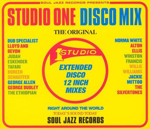 VARIOUS ARTISTS - Studio One Disco Mix