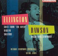 Neeme Järvi - Dawson/Ellington:Orchestral Works