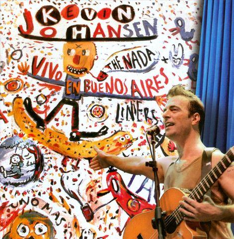 Kevin Johansen - Vivo en Buenos Aires