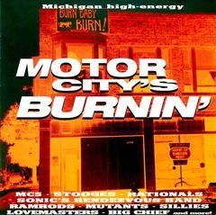 Various Artists - Motor City's Burnin', Vol. 1