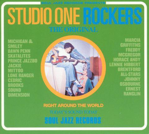 VARIOUS ARTISTS - Studio One Rockers