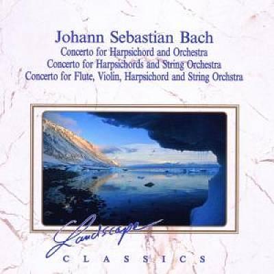 Bach, J.S. - Bach: Harpsichord Concertos; Triple Concerto