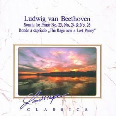 Beethoven, L. Van - Ludwig van Beethoven: Sonata for Piano No. 23, No. 24 & No. 26; Etc.