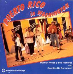 Marcial Reyes - Puerto Rico in Washington