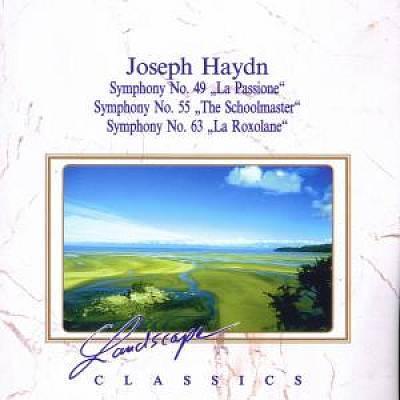 Haydn, J. - Joseph Haydn: Sympnony No. 49