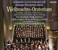Georg Christoph Biller - Bach: Weihnachts-Oratorium [Germany]