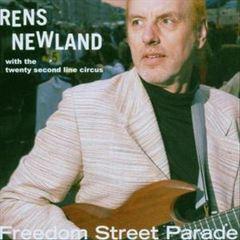 Rens Newland - Freedom Street Parade