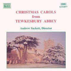 Tewkesbury Abbey School Choir - Christmas Carols from Tewkesbury Abbey