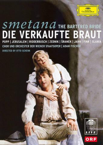 Adam Fischer - Smetana: The Bartered Bride [DVD Video]