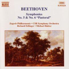 Beethoven, L. Van - Beethoven: Symphonies Nos. 5 & 6