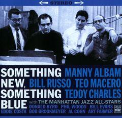Manny Albam - Something New, Something Blue