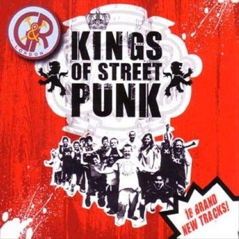 VARIOUS ARTISTS - Kings of Street Punk