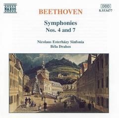 Beethoven, L. Van - Beethoven: Symphonies Nos. 4 & 7