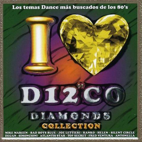 Various Artists - I Love Disco Diamonds, Vol. 47