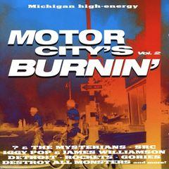 Various Artists - Motor City's Burnin', Vol. 2