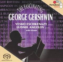 Ludmil Angelov - The Fascinating George Gershwin