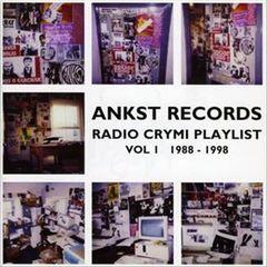Various Artists - Ankst Records: Radio Crymi Playlist, Vol. 1 1988-1998