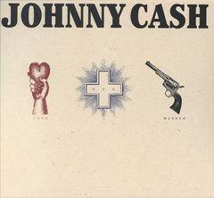 Johnny Cash - Love, God, Murder [3 CD]