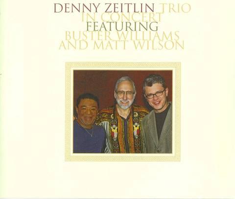 Denny Zeitlin - In Concert featuring Buster Williams and Matt Wilson