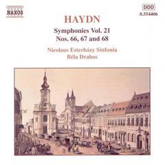 Haydn, J. - Haydn: Symphonies 66 - 68