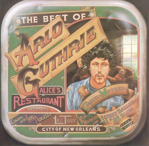 Arlo Guthrie - The Best of Arlo Guthrie