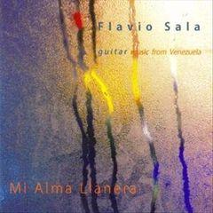 Flavio Sala - Mi Alma Llanera