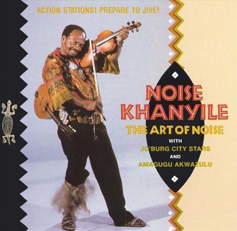 Noise Khanyile - Art of Noise
