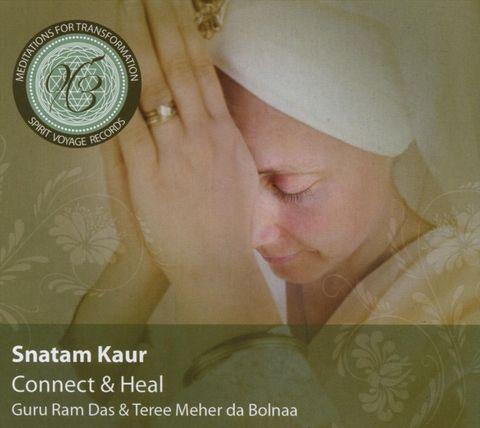 Snatam Kaur - Meditations for Transformation, Vol. 2: Connect & Heal