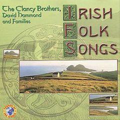 The Clancy Brothers - Irish Folk Songs
