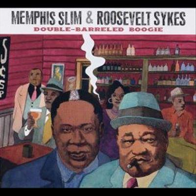 Memphis Slim - Double-Barreled Boogie