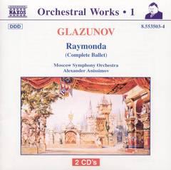Glazunov, A. - Glazunov: Raymonda