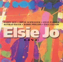 Barry Guy - Elsie Jo Live [Maya]