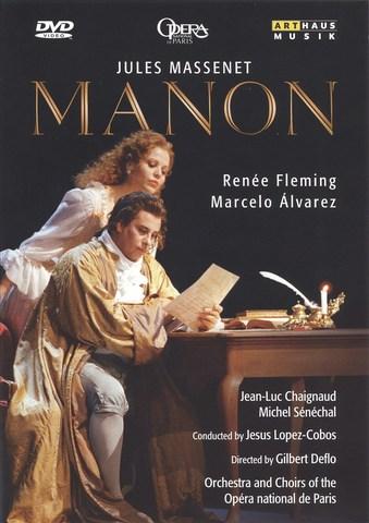 Massenet, J. - Massenet: Manon [DVD Video]