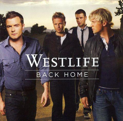 Westlife - Back Home