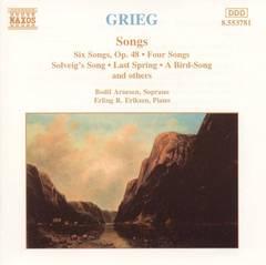 Bodil Arnesen - Grieg: Songs