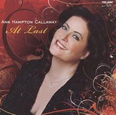Ann Hampton Callaway - At Last