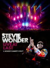 Stevie Wonder - Live at Last: A Wonder Summer's Night