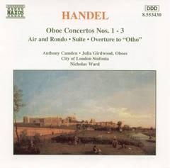 Handel, G.F. - Handel: Oboe Concertos