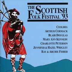 Various Artists - Scottish Folk Festival 93
