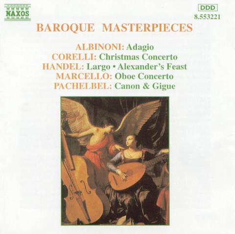 V/A - Baroque Masterpieces