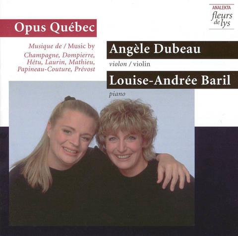 Louise-Andrée Baril - Opus Québec
