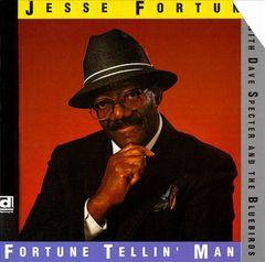 Jesse Fortune - Fortune Tellin' Man