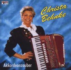 Christa Behnke - Akkordeonzauber