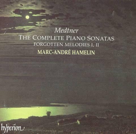 Marc-André Hamelin - Medtner: The Complete Piano Sonatas